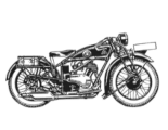 Historie Denicolu - motorka