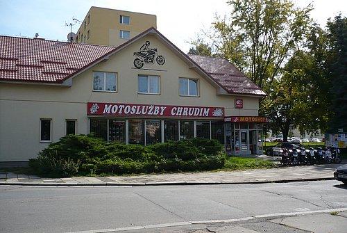 Prodejna Motoslužby Chrudim obr.14