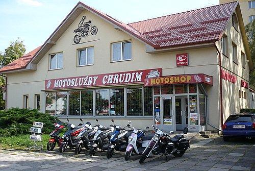 Prodejna Motoslužby Chrudim obr.15