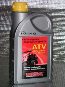 motorový olej Denicol ATV QUAD 4T       10W40 - 1l
