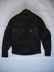 textilní moto bunda Wintex TEX černá
