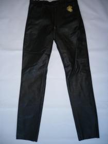 moto kalhoty kožené PGI