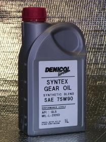 převodový olej Denicol SYNTEX GEAR OIL 75W90 - 1l