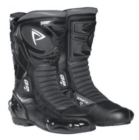boty na motorku Difi Mugello černé