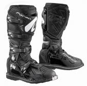 boty na motokros Forma Terrain TX s kloubem černé