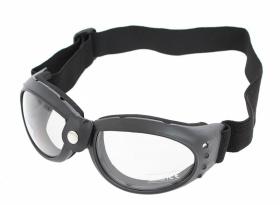 moto brýle Chopper Bandito čiré sklo