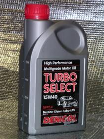 motorový olej Denicol TURBO SELECT 15W40 - 1l