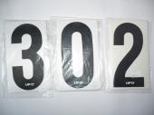 čísla nalepovací na dres 21cm