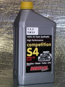 motorový olej Denicol S4 COMPETITION 5W50 - 2l
