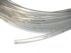 průhledná benzínová hadice vnitřní průměr 4mm