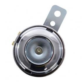 klakson 12V mini - chrom nebo černý