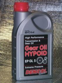 převodový olej Denicol HYPOID GEAR OIL EP 80W - 1l
