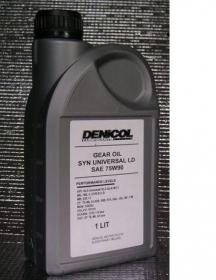 převodový olej Denicol GEAR OIL UNIVERSAL LD SAE 75W90 - 1l