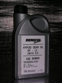 převodový olej Denicol HYPOID GEAR OIL LS 80W90 - 1l
