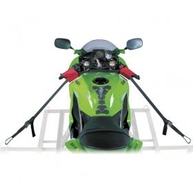popruhy pro přepravu moto - ukotvení za řidítka