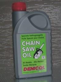 olej pro mazání řetězů Denicol CHAIN SAW OIL - 1l