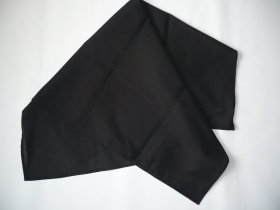 šátek velký - černý