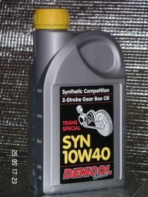 převodový olej Denicol TRANS SPECIAL SYN 10W40 - 1l