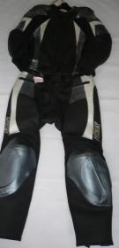 dvoudílná moto kožená kombinéza Wintex Assen