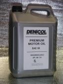 motorový olej Denicol PREMIUM OIL SAE 50 - 5l