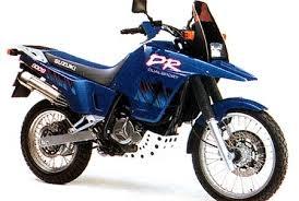 blastry pro Suzuki DR 800 Big