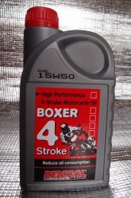 motorový olej Denicol BOXER 15W50 - 1l