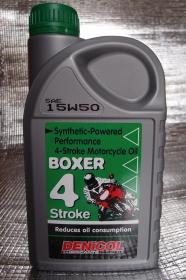 motorový olej Denicol BOXER SYN 15W50 - 1l