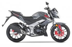 motocykl Kymco Visar 125i CBS