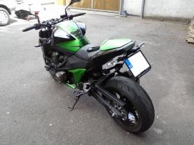 držák SPZ pro Kawasaki Z 800 rok 2013 ->