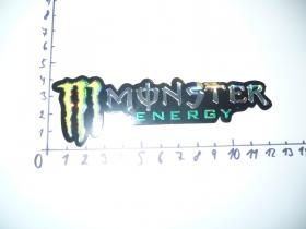 samolepka Monster 3D střední