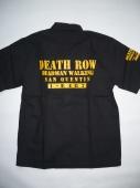 vězeňská košile Death Row