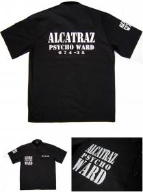 vězeňská košile Alcatraz