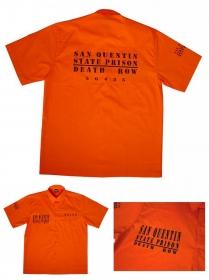 vězeňská košile San Quentin