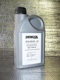převodový olej Denicol SYN GEAR - LS 75W140 - 1l