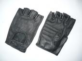 rukavice bez prstů hladké