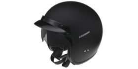 otevřená helma Cassida Oxygen černá matná