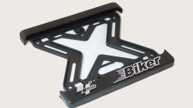 podznačka s 3D logem Biker - moto