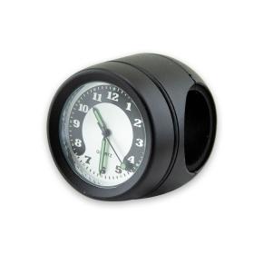 hodiny černé na řidítko