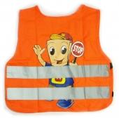 dětská výstražná vesta - kluk