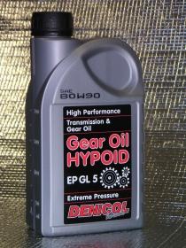 převodový olej Denicol HYPOID GEAR OIL EP 80W90 - 1l