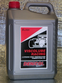 motorový olej Denicol VISCOLUBE RACING 40/50 - 5l