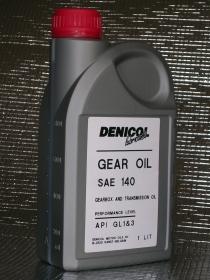 převodový olej Denicol GEAR OIL SAE 140 - 1l