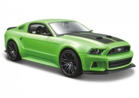 model Ford Mustang