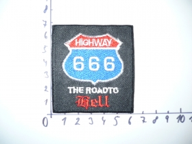 nášivka 666