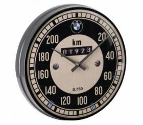 hodiny BMW