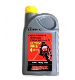 motorový olej Denicol ULTRA BIKE 4T - 10W40 - 1l