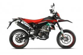 motocykl F.B Mondial SMX 125i Supermoto ABS