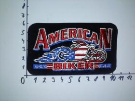 nášivka American Biker