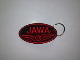 klíčenka textilní Jawa