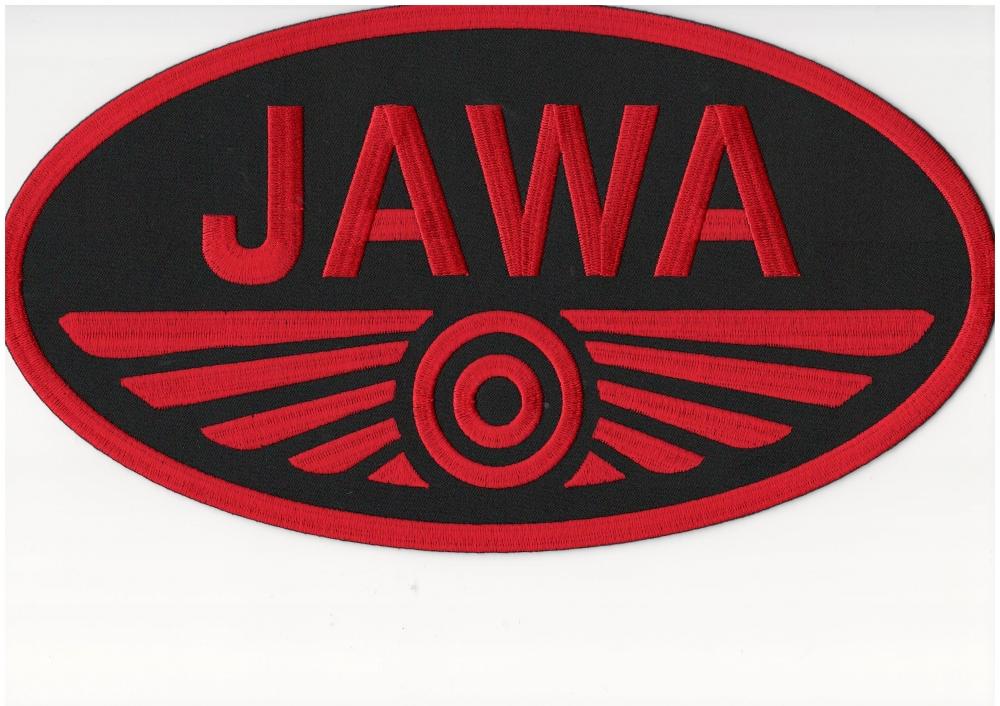 nášivka velká Jawa ac6df5434d